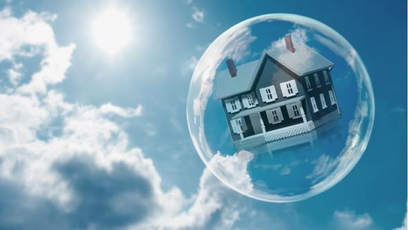 Housing Bubble?  Blame the Banks