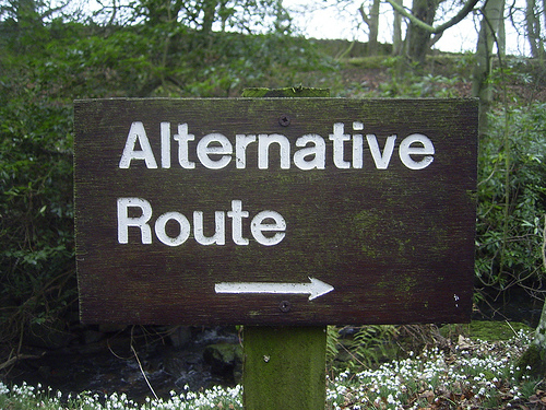 Yes, There Is An Alternative