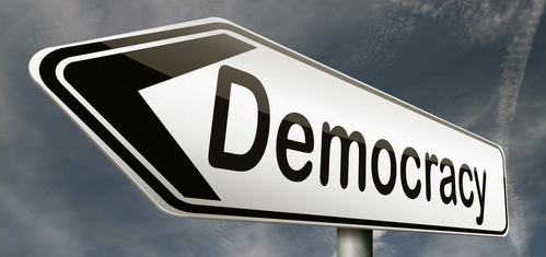 Is Democracy Too Left-Wing?
